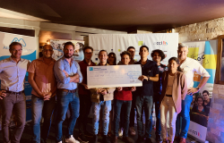 Remise des prix Start-up Weekend Solidaire